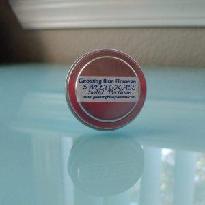 Solid Sweetgrass Perfume